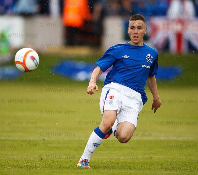 Barrie McKay, Rangers
