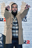 French Montana<br /> MTV EMA Awards 2017 in Wembley, London, England on November 12, 2017<br /> CAP/PL<br /> &copy;Phil Loftus/Capital Pictures