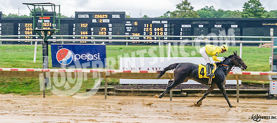 Wait N C Spring winning at Delaware Park on 9/19/16