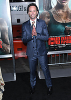 12 March 2018 - Hollywood, California - Walton Scoggins. &quot;Tomb Raider&quot; Los Angeles Premiere held at TCL Chinese Theatre. <br /> CAP/ADM/BT<br /> &copy;BT/ADM/Capital Pictures
