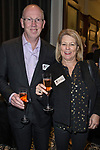 Philip and Deborah Cory-Wright at the Greenbank 21 Year Reunion - Current and Past Parents, The Northern Club, Auckland, New Zealand,  Friday, August 04, 2017.Photo: David Rowland / One-Image.com for BW Media