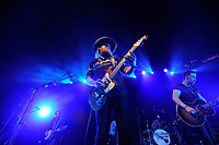 MANCHESTER, ENGLAND - MAY 12: John Osborne of 'Brothers Osborne' performing at O2 Ritz on May 12, 2018 in Manchester, England.<br /> CAP/MAR<br /> &copy;MAR/Capital Pictures