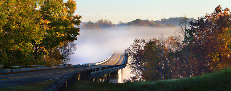 Double Arch Bridge, Natchez Trace Parkway