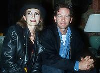 Diane Lane, Timothy Hutton, 1994, Photo By Michael Ferguson/PHOTOlink