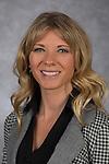Katie Schiller, Academic Advisor, College Of Education, DePaul University, is pictured in a studio portrait Wednesday, March 01, 2017. (DePaul University/Jeff Carrion)