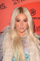 "LOS ANGELES - DEC 4:  Kesha at the Refinery29's ""29ROOMS"" Opening Night at the Reef on December 4, 2018 in Los Angeles, CA"