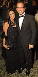 Nicole and George Postolos at the Museum of Fine Arts gala Friday Oct. 09,2009. (Dave Rossman/For the Chronicle)