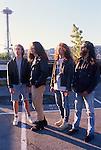 Various portraits & live photographs of the rock band, Soundgarden
