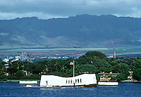 Honolulu: Arizona Memorial. Photo '82.