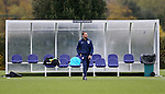 England's Gareth Southgate looks on during training at Tottenham Hotspur training centre, London. Picture date November 14th, 2016 Pic David Klein/Sportimage