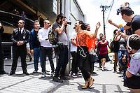 SAO PAULO, SP, 06.11.2016 - ENEM-SP - <br /> Estudantes s&atilde;o vistos antes do inicio da realizacao do Exame Nacional do Ensino Medio, ENEM, na faculdade Uninove do bairro da Barra Funda, zona oeste de S&atilde;o Paulo. (Foto: Daia Oliver/Brazil Photo Press)