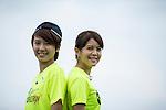 TV News Anchors Hua Chin and Po Yu Lin