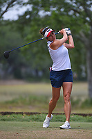 Gerina Piller (USA) watches her tee shot on 5 during round 3 of the 2019 US Women's Open, Charleston Country Club, Charleston, South Carolina,  USA. 6/1/2019.<br /> Picture: Golffile | Ken Murray<br /> <br /> All photo usage must carry mandatory copyright credit (© Golffile | Ken Murray)