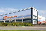 B&Q Distribution Centre, Stratton, Swindon, Wiltshire, England, UK
