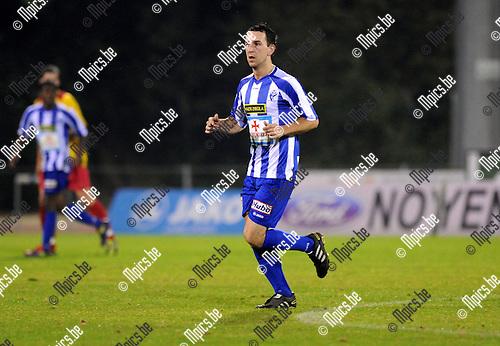 2011-09-01 / Voetbal / seizoen 2011-2012 / KV Turnhout - Bornem SV / Vlatko Lazic..Foto: Mpics
