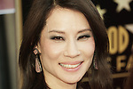 Lucy Liu Honored With Star On The Hollywood Walk Of Fame on May 01, 2019 in Hollywood, California.<br /> Lucy Liu 041