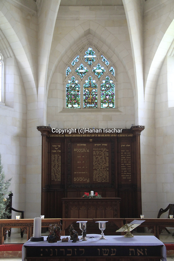 Israel, Christ Church in Jerusalem Old City