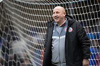 John Coleman, Manager of Accrington Stanley during Ipswich Town vs Accrington Stanley, Sky Bet EFL League 1 Football at Portman Road on 11th January 2020
