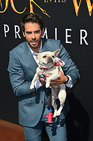 LOS ANGELES, CA. September 16, 2018: Eli Roth at the premiere for &quot;The House With A Clock In Its Walls&quot; at TCL Chinese Theatre.<br /> Picture: Paul Smith/Featureflash