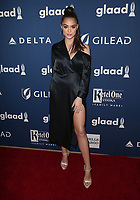 13 April 2018 - Beverly Hills, California - Luna Blaise Boyd. 29th Annual GLAAD Media Awards at The Beverly Hilton Hotel. <br /> CAP/ADM/FS<br /> &copy;FS/ADM/Capital Pictures