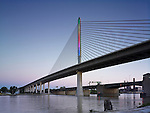 Veteran's Glass City Skyway Bridge | Architect: HNTB