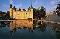 Europe/France/Aquitaine/33/Gironde/Pauillac: château Pichon Longueville (AOC Pauillac) [Non destiné à un usage publicitaire - Not intended for an advertising use]