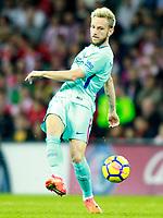 FC Barcelona's Ivan Rakitic during La Liga match. October 28,2017. (ALTERPHOTOS/Acero) /NortePhoto.com