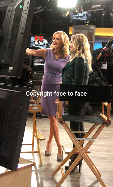 Stacy Fergie Ferguson at Good Morning America to talk about motherhood and her Wet'N Wild cosmetics in New York City on March 21, 2013..Credit: MediaPunch/face to face..- Germany, Austria, Switzerland, Eastern Europe, Australia, UK, USA, Taiwan, Singapore, China, Malaysia and Thailand rights only -