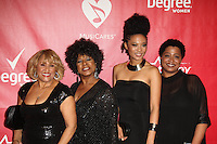 Darlene Love, Merry Clayton, Judith Hill, Lisa Fischer<br /> at the 2014 MusiCares Person Of The Year Honoring Carole King, Los Angeles Convention Center, Los Angeles, CA 01-24-14<br /> David Edwards/DailyCeleb.Com 818-249-4998