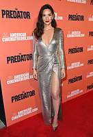 12 September 2018 - Hollywood, California - Olivia Munn . '&quot;The Predator&quot; Special Screening Los Angeles  held at the Egyptian Theater. <br /> CAP/ADM/BT<br /> &copy;BT/ADM/Capital Pictures