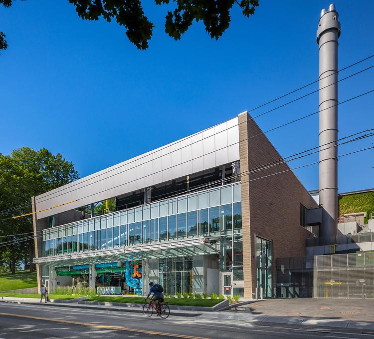 Tufts University Central Energy Plant | Leers Weinzapfel Associates