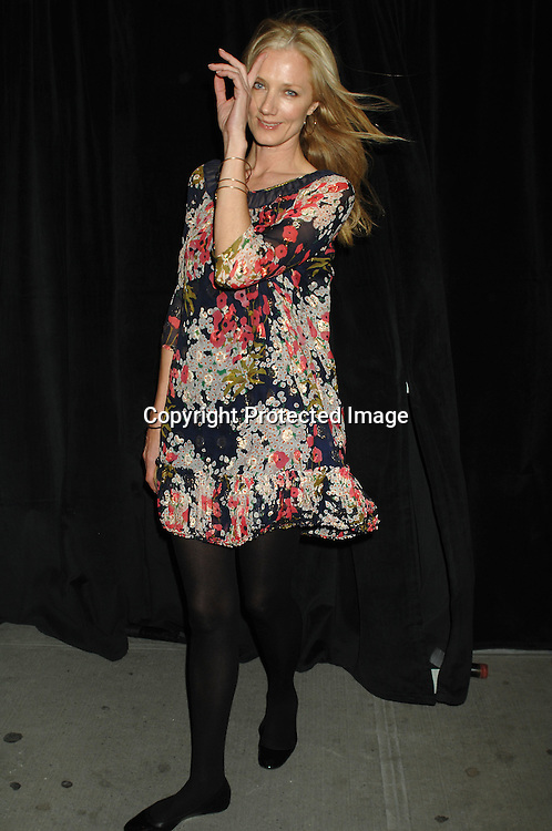 """Joely Richardson..arriving at The Broadway Opening of """"The Year of Magical ..Thinking"""" written by Joan Didion and starring Vanessa Redgrave on March 29, 2007 at The Booth Theatre in New York...Robin Platzer, Twin Images"""