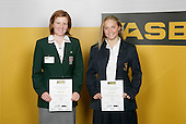 Cricket Girls Finalists. ASB College Sport Young Sportsperson of the Year Awards 2006, held at Eden Park on Thursday 16th of November 2006.<br />