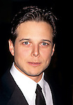 Scott Wolf pictured at the 1999 Tony Awards at the Gershwin Theatre in New York City on June 6, 1999.