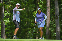 Lizette Salas (USA) looks over her tee shot on 2 during round 4 of the U.S. Women's Open Championship, Shoal Creek Country Club, at Birmingham, Alabama, USA. 6/3/2018.<br /> Picture: Golffile | Ken Murray<br /> <br /> All photo usage must carry mandatory copyright credit (&copy; Golffile | Ken Murray)