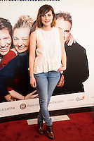 "Natalia de Molina attends to the premiere of the theater play ""Los Vecinos de Arriba"" of the director Cesc Gayt at Teatro La Latina in Madrid. April 13, 2016. (ALTERPHOTOS/Borja B.Hojas)"