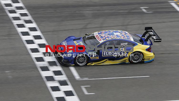 DTM 2015, 01.Lauf Hockenheimring, 01.05. - 03.05.15 <br /> Gary Paffett (GBR#2) Euronics/BWT Mercedes-AMG C-Coup&eacute; <br /> <br /> <br /> <br /> Foto &copy; nordphoto /  Bratic