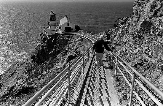 Stairs to the Lighthouse<br />