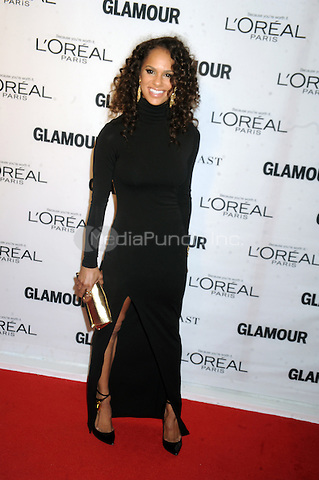 Misty Copeland attends Glamour's 25th Anniversary Women Of The Year Awards at Carnegie Hall   on November 9, 2015. Credit: Dennis Van Tine/MediaPunch