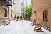 Courtyard at 300 West 108th Street