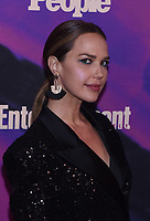 NEW YORK, NEW YORK - MAY 13: Arielle Kebbel attends the People & Entertainment Weekly 2019 Upfronts at Union Park on May 13, 2019 in New York City. <br /> CAP/MPI/IS/JS<br /> ©JS/IS/MPI/Capital Pictures