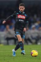Dries Mertens of Napoli <br /> Napoli 14-12-2019 Stadio San Paolo <br /> Football Serie A 2019/2020 <br /> SSC Napoli - Parma Calcio 1913<br /> Photo Cesare Purini / Insidefoto
