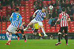 Football match during La Copa del rey, between the teams Athletic Club and Malaga CF<br /> Bilbao, 30-01-14<br /> antunes strike with force<br /> Rafa Marrodán&Alex Zugaza/PHOTOCALL3000