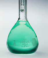PREPARING SOLUTION BY DILUTION: NICKEL CHLORIDE (2 of 3)<br />
