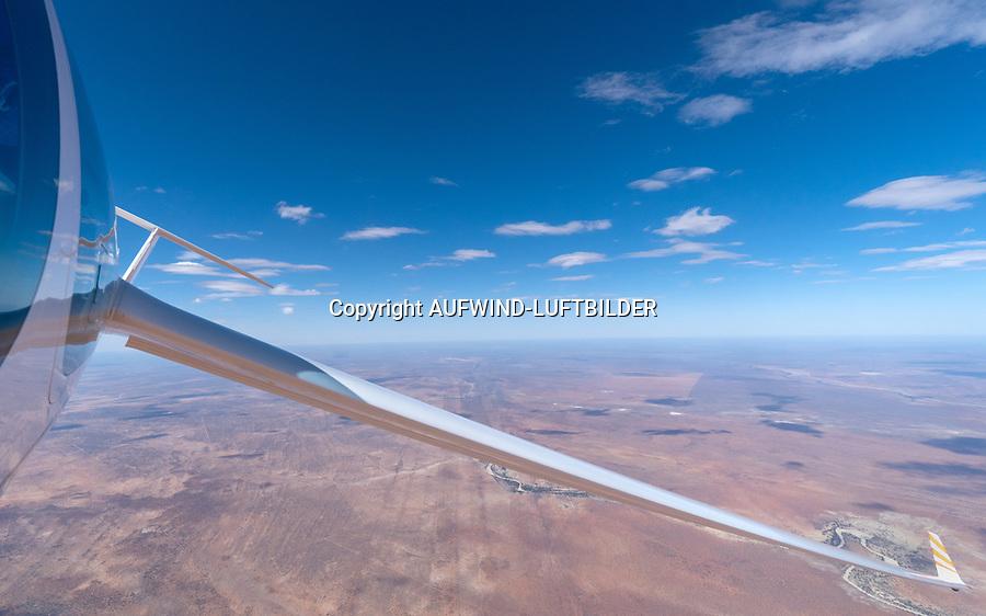 ASG32 MI über der Kalahari