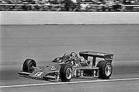 INDIANAPOLIS, IN - MAY 27: AJ Foyt drives his Parnelli VPJ6C 005/Cosworth TC during the Indy 500 at the Indianapolis Motor Speedway in Indianapolis, Indiana, on May 27, 1979.