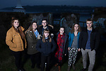 Members of We Will, an advocacy group established by young people to campaign for better youth mental health services in Cumbria, pictured in Maryport, where they meet regularly. Pictured are group members (left to right) Chloe Wilson, 17, Rebecca Woods, 16, Reece Pocklington, 16, Lucy Steel, 15, Hanah Pantling, 18, Jasmine Dean, 17, and Billy Robinson, 18.
