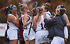 Garden City teammates celebrate after their 1-0 win over Cold Spring Harbor in the Nassau County varsity field hockey Class B final at Adelphi University on Saturday, Oct. 28, 2017.
