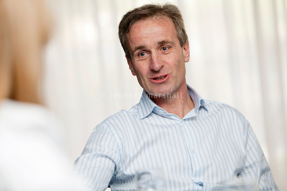 Bruce McColl, Chief Marketing Officer of Mars, during an interview with Marketing Magazine, Cannes, France, 21 June 2012. <br />