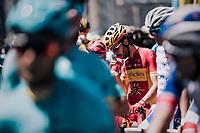 Team Cofidis<br /> <br /> Stage 5: Grenoble > Valmorel (130km)<br /> 70th Critérium du Dauphiné 2018 (2.UWT)